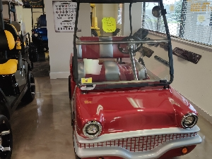 2019 57 Chevy style club car