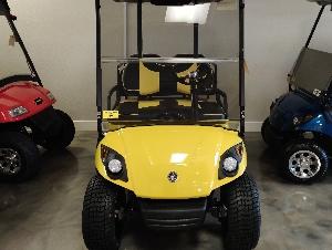 2020 yellow Yamaha reman
