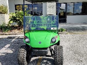 2020 lifted green Yamaha reman