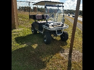 1990 Club Car DS